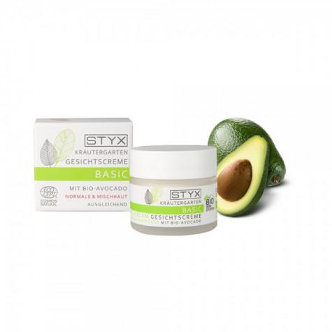 Styx Gesichtscreme Bio-Avocado