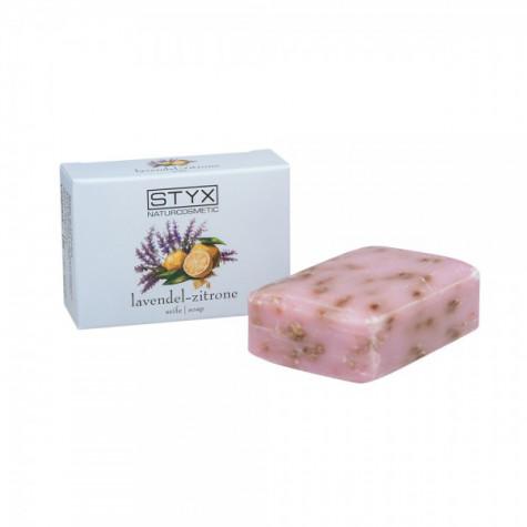 Styx Seife Lavendel Zitrone