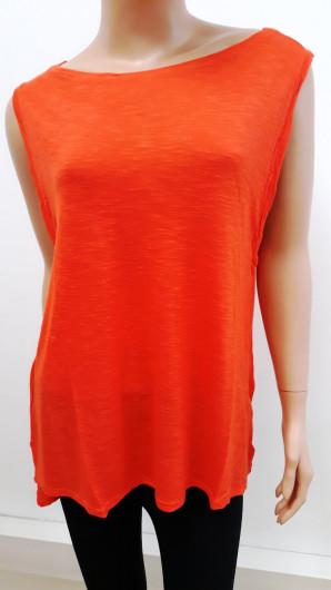Deha shirt orange lässig+