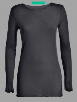 D33101 shirt schwarz